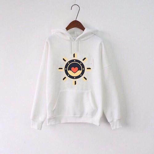 áo hoodie nỉ ngoại, áo form rộng