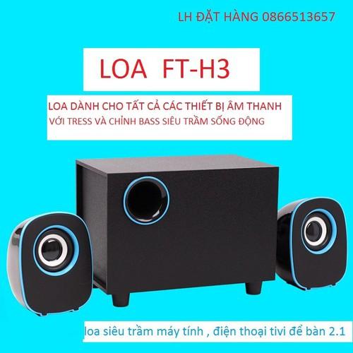 Loa máy vi tính , Loa điện thoại và các thiết bị khách Carisc Bass FT-H3 - 6875490 , 16864636 , 15_16864636 , 600000 , Loa-may-vi-tinh-Loa-dien-thoai-va-cac-thiet-bi-khach-Carisc-Bass-FT-H3-15_16864636 , sendo.vn , Loa máy vi tính , Loa điện thoại và các thiết bị khách Carisc Bass FT-H3