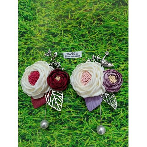Cài áo hoa lụa phối hoa nhí - 6889382 , 16874705 , 15_16874705 , 130000 , Cai-ao-hoa-lua-phoi-hoa-nhi-15_16874705 , sendo.vn , Cài áo hoa lụa phối hoa nhí