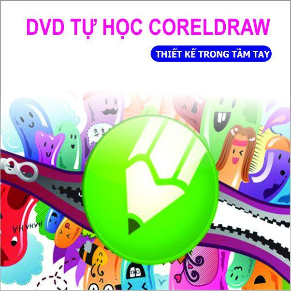 Bộ DVD Giáo Trình Học CorelDRAW X Full 4