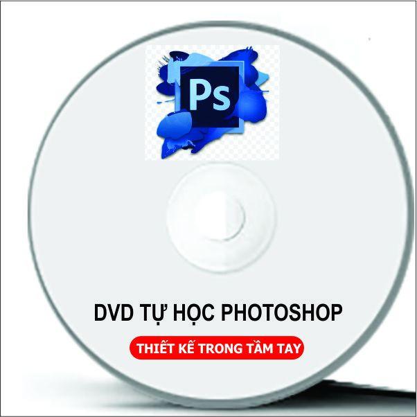 Bộ DVD Giáo Trình Học PHOTOSHOP Full 1