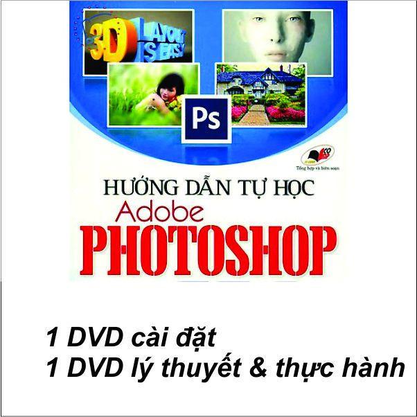 Bộ DVD Giáo Trình Học PHOTOSHOP Full 3