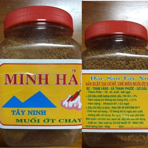 Muối ớt chay - Muối chay - Đặc sản Tây Ninh - 4602508 , 16872890 , 15_16872890 , 49000 , Muoi-ot-chay-Muoi-chay-Dac-san-Tay-Ninh-15_16872890 , sendo.vn , Muối ớt chay - Muối chay - Đặc sản Tây Ninh