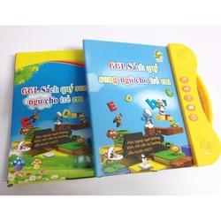 Sách song ngữ - Sách học tiếng anh cho  bé