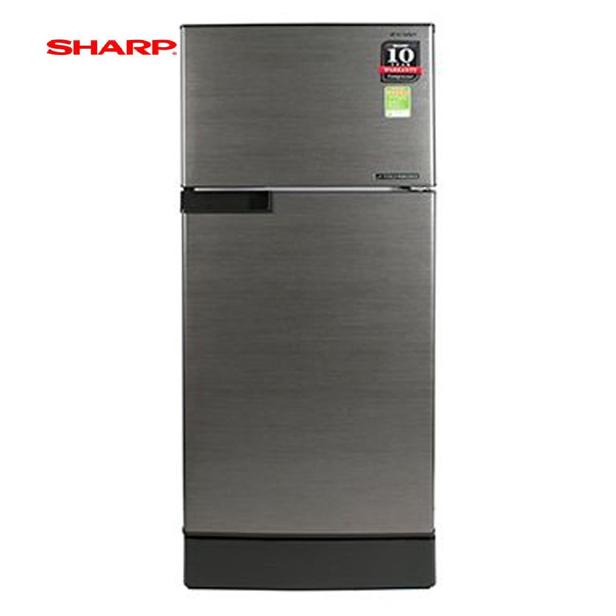 Tủ lạnh Sharp 165 lít SJ-X176E-DSS
