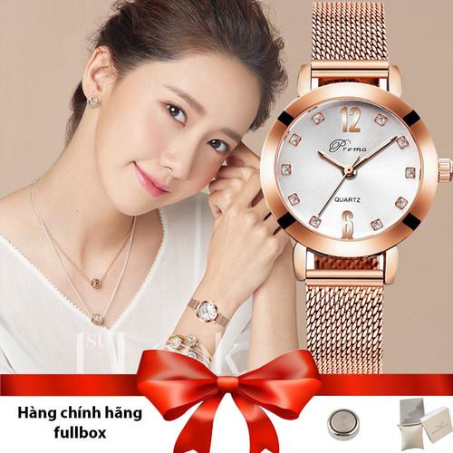 Đồng hồ nữ PREMA-JP - 6889838 , 16875045 , 15_16875045 , 240000 , Dong-ho-nu-PREMA-JP-15_16875045 , sendo.vn , Đồng hồ nữ PREMA-JP