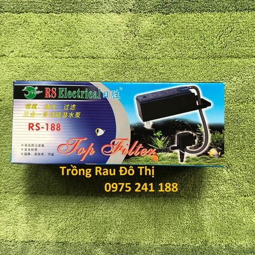 Máy lọc bể cá RS-188
