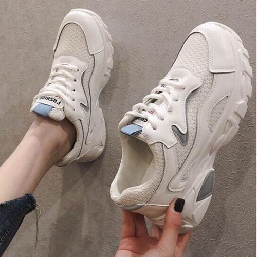 giày thể thao nữ tăng chiều cao