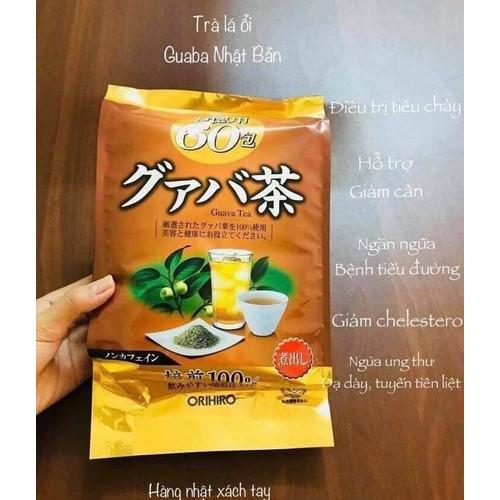 Trà ổi giảm cân Orihiro Guava 60 gói - 6884765 , 16871427 , 15_16871427 , 210000 , Tra-oi-giam-can-Orihiro-Guava-60-goi-15_16871427 , sendo.vn , Trà ổi giảm cân Orihiro Guava 60 gói