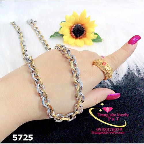 Dây chuyền cao cấp jewels 5725