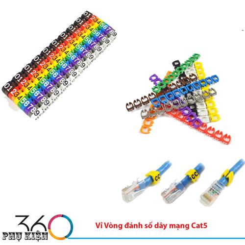 Vỉ Vòng đánh số dây mạng Cat5 - 4772510 , 16859204 , 15_16859204 , 100000 , Vi-Vong-danh-so-day-mang-Cat5-15_16859204 , sendo.vn , Vỉ Vòng đánh số dây mạng Cat5