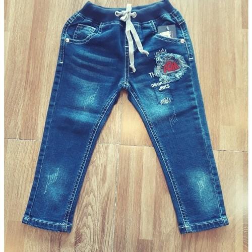 Quần jeans dài bé trai 002689