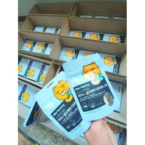 Kẹo giảm cân GUMMY Hàn Quốc - 6870081 , 16860810 , 15_16860810 , 150000 , Keo-giam-can-GUMMY-Han-Quoc-15_16860810 , sendo.vn , Kẹo giảm cân GUMMY Hàn Quốc