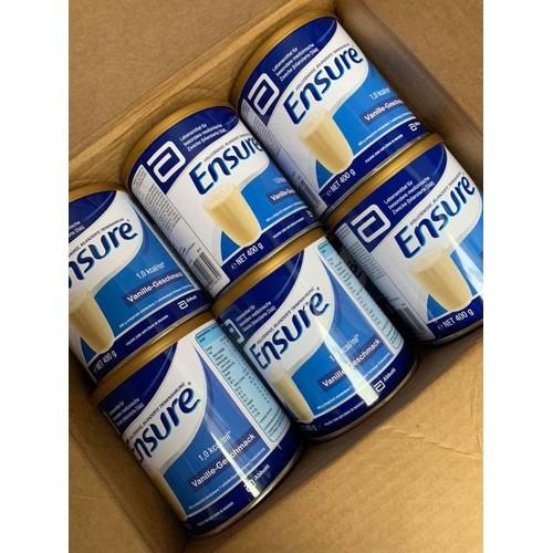 Sữa Ensure Đức 400g - 4774718 , 16871704 , 15_16871704 , 330000 , Sua-Ensure-Duc-400g-15_16871704 , sendo.vn , Sữa Ensure Đức 400g