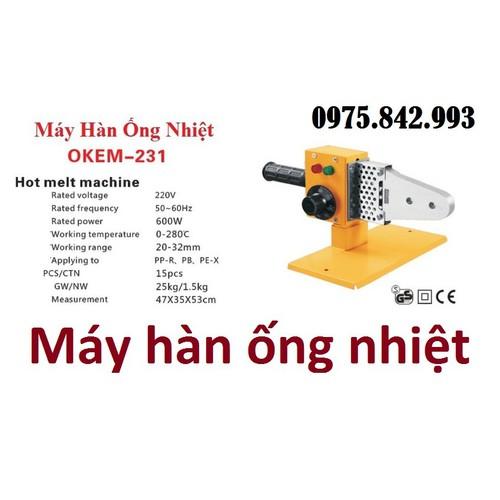 Máy nhàn ống nhiệt chính hãng-bảo hành 6 tháng-máy hàn nhiệt - 6924624 , 16899741 , 15_16899741 , 350000 , May-nhan-ong-nhiet-chinh-hang-bao-hanh-6-thang-may-han-nhiet-15_16899741 , sendo.vn , Máy nhàn ống nhiệt chính hãng-bảo hành 6 tháng-máy hàn nhiệt