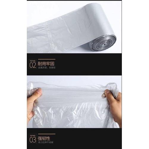 Cuộn 110 túi rác Tự phân hủy  - Hàng cao cấp
