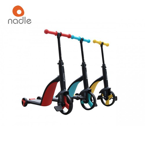 Xe đạp trẻ em 3 chế độ Nadle chính hãng