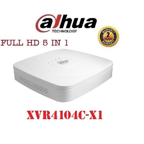 Đầu ghi hình HDCVI TVI AHD và IP 4 kênh DAHUA XVR4104C-X1 - 6913506 , 16890502 , 15_16890502 , 1248000 , Dau-ghi-hinh-HDCVI-TVI-AHD-va-IP-4-kenh-DAHUA-XVR4104C-X1-15_16890502 , sendo.vn , Đầu ghi hình HDCVI TVI AHD và IP 4 kênh DAHUA XVR4104C-X1