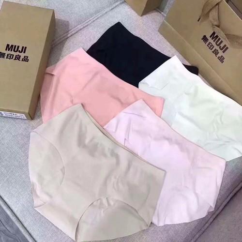 Combo 10 hộp 5 chiếc quần lót không đường may MUJI chất liệu cotton cao cấp - 11098208 , 16888341 , 15_16888341 , 795000 , Combo-10-hop-5-chiec-quan-lot-khong-duong-may-MUJI-chat-lieu-cotton-cao-cap-15_16888341 , sendo.vn , Combo 10 hộp 5 chiếc quần lót không đường may MUJI chất liệu cotton cao cấp