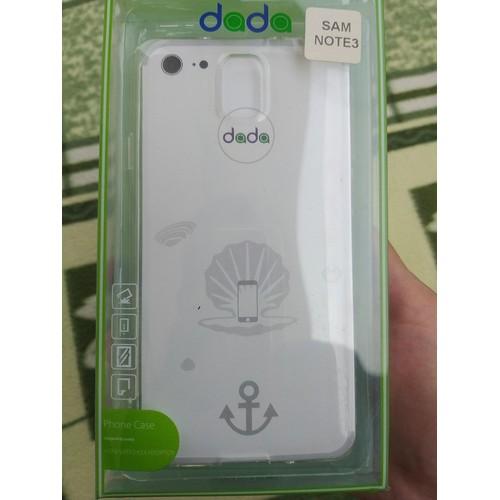 Ốp Trong Samsung Note 3 dẻo không ố vàng hiệu Dada