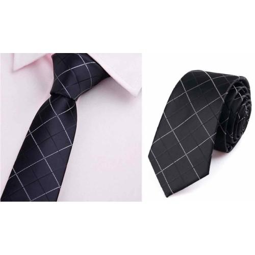 Cà vạt bản nhỏ thời trang