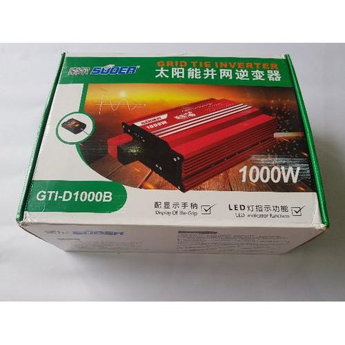 Bộ hòa lưới On grid Inverter 1000w - 6916372 , 16892695 , 15_16892695 , 2890000 , Bo-hoa-luoi-On-grid-Inverter-1000w-15_16892695 , sendo.vn , Bộ hòa lưới On grid Inverter 1000w