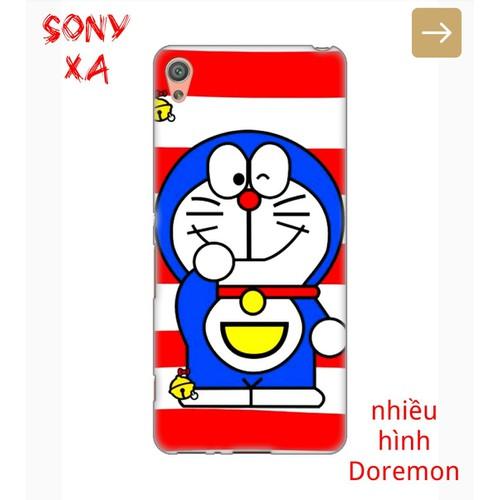 Ốp Lưng Sony XA Nhiều Hình Doremon Cute