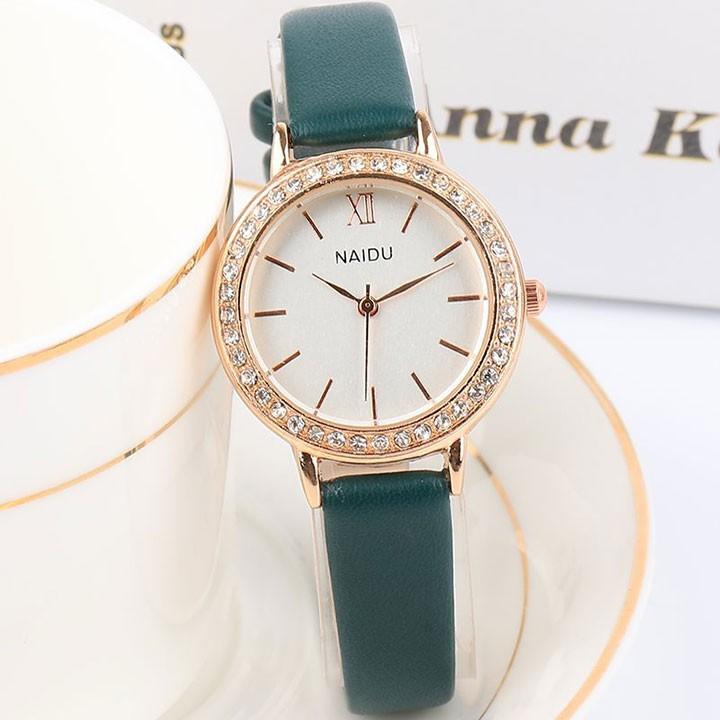 Đồng hồ nữ thời trang phong cách hàn quốc 6
