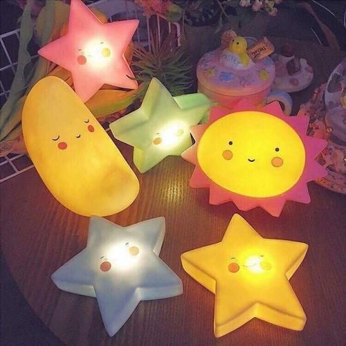 Combo 5 đèn ngủ nhựa họa tiết trăng sao động vật cho bé yêu - 6917122 , 16893249 , 15_16893249 , 154000 , Combo-5-den-ngu-nhua-hoa-tiet-trang-sao-dong-vat-cho-be-yeu-15_16893249 , sendo.vn , Combo 5 đèn ngủ nhựa họa tiết trăng sao động vật cho bé yêu