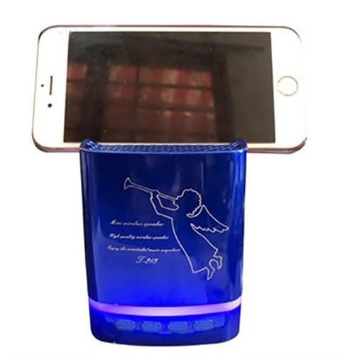 Loa Bluetooth Kiêm Giá Đỡ Điện Thoại T213