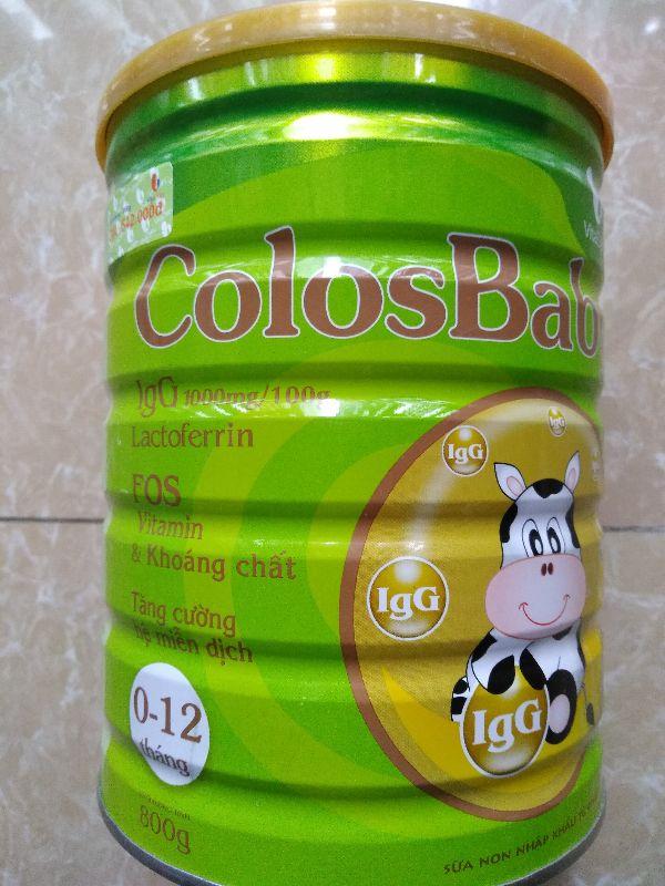 Sữa non Colosbaby 800gr
