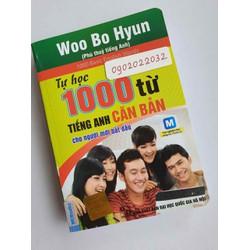 Sách tự học 1000 từ tiếng anh cơ bản cho người mới bắt đầu
