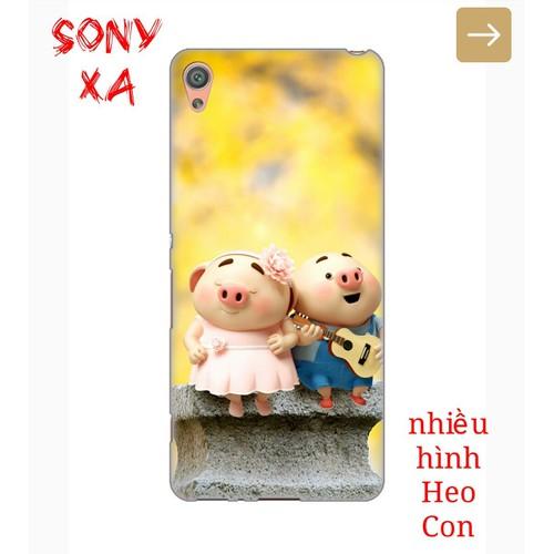 Ốp Lưng Sony XA Nhiều Hình Heo Con Dể Thương