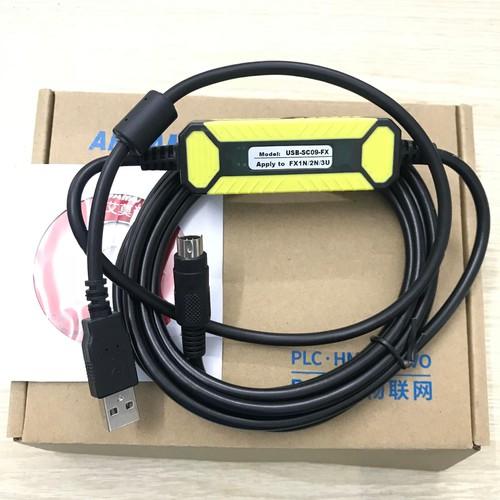 CÁP LẬP TRÌNH PLC Mitsubishi USB-SC09-FX - 6916415 , 16892764 , 15_16892764 , 164000 , CAP-LAP-TRINH-PLC-Mitsubishi-USB-SC09-FX-15_16892764 , sendo.vn , CÁP LẬP TRÌNH PLC Mitsubishi USB-SC09-FX