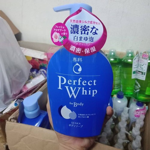Sữa tắm Perfect-whip  500ml