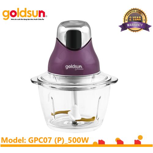Máy xay thịt Goldsun Premium GPC07 P 500W Bảo hành 2 năm - 6951073 , 16917694 , 15_16917694 , 779000 , May-xay-thit-Goldsun-Premium-GPC07-P-500W-Bao-hanh-2-nam-15_16917694 , sendo.vn , Máy xay thịt Goldsun Premium GPC07 P 500W Bảo hành 2 năm
