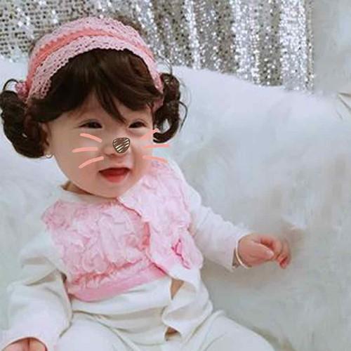Băng đô tóc giả cho bé gái 0-3 tuổi - 6939246 , 16909647 , 15_16909647 , 80000 , Bang-do-toc-gia-cho-be-gai-0-3-tuoi-15_16909647 , sendo.vn , Băng đô tóc giả cho bé gái 0-3 tuổi