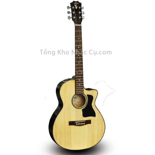 Đàn Guitar Acoustic LuthierV T75 + bao 1 lớp + capo B601 + pick A100 - 6941333 , 16910477 , 15_16910477 , 1200000 , Dan-Guitar-Acoustic-LuthierV-T75-bao-1-lop-capo-B601-pick-A100-15_16910477 , sendo.vn , Đàn Guitar Acoustic LuthierV T75 + bao 1 lớp + capo B601 + pick A100