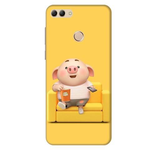 Ốp lưng nhựa cứng nhám dành cho Huawei Y9 2018 in hình Heo Con Thư Giãn - 4608501 , 16922565 , 15_16922565 , 99000 , Op-lung-nhua-cung-nham-danh-cho-Huawei-Y9-2018-in-hinh-Heo-Con-Thu-Gian-15_16922565 , sendo.vn , Ốp lưng nhựa cứng nhám dành cho Huawei Y9 2018 in hình Heo Con Thư Giãn
