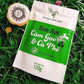 Combo Cám gạo cà phê - mỡ trăn - cgcfmt240