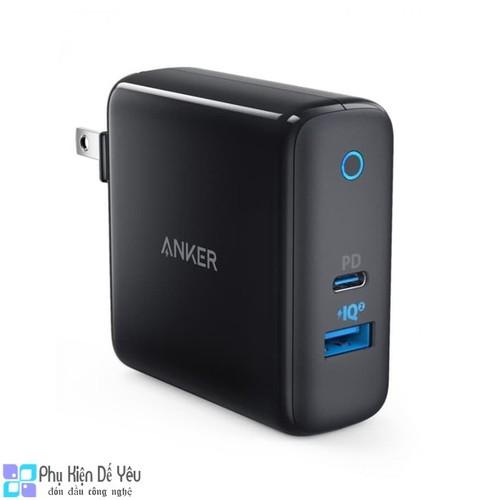 Sạc Anker PowerPort PD+2 - USB-C PD, PowerIQ 2.0, 33W - 4608085 , 16918732 , 15_16918732 , 650000 , Sac-Anker-PowerPort-PD2-USB-C-PD-PowerIQ-2.0-33W-15_16918732 , sendo.vn , Sạc Anker PowerPort PD+2 - USB-C PD, PowerIQ 2.0, 33W