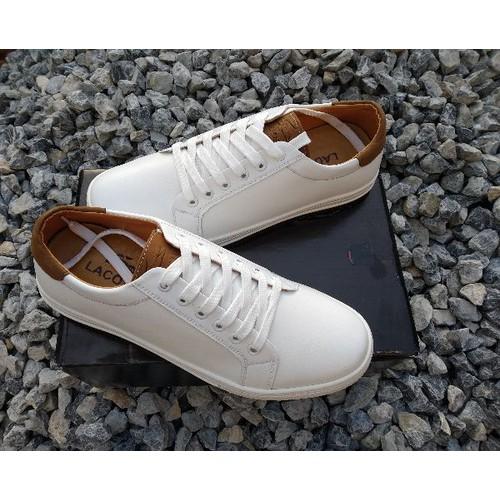giày da thể thao nam - giày thể thao tăng chiều cao nam