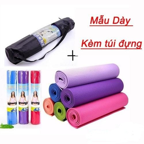 thảm tập yoga loại xịn có túi - 6932606 , 16904553 , 15_16904553 , 139000 , tham-tap-yoga-loai-xin-co-tui-15_16904553 , sendo.vn , thảm tập yoga loại xịn có túi