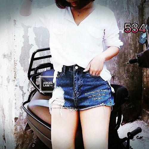 Quần short jean nữ cực hot - 4780635 , 16926966 , 15_16926966 , 105000 , Quan-short-jean-nu-cuc-hot-15_16926966 , sendo.vn , Quần short jean nữ cực hot