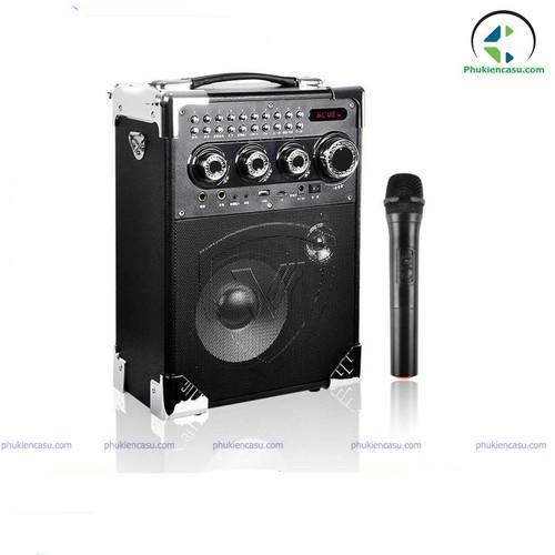 loa bluetooth karaoke k66 loa karaoke mini giá rẻ tại phukiencasu.com