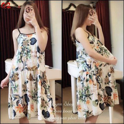 váy lanh bầu