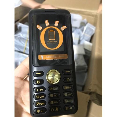 Điện Thoại Nokia N6000, 4 Sim Pin trâu có chức năng thay đổi giọng nói
