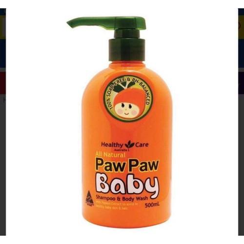 SỮA TẮM PAW PAW Baby