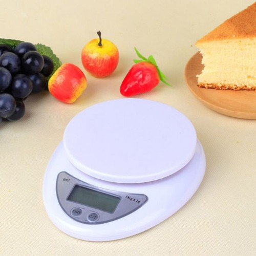 Cân điện tử để bếp chuẩn xác dùng để làm bánh, nấu đồ ăn, cân bột 5 KG - 6934501 , 16905974 , 15_16905974 , 126000 , Can-dien-tu-de-bep-chuan-xac-dung-de-lam-banh-nau-do-an-can-bot-5-KG-15_16905974 , sendo.vn , Cân điện tử để bếp chuẩn xác dùng để làm bánh, nấu đồ ăn, cân bột 5 KG