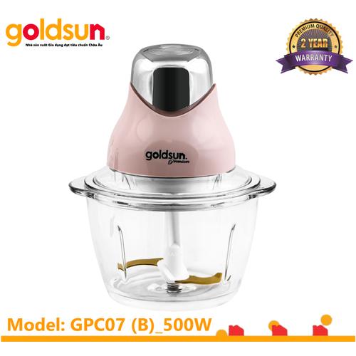 Máy xay thịt Goldsun Premium GPC07 B 500W Bảo hành 2 năm - 6951932 , 16918398 , 15_16918398 , 799000 , May-xay-thit-Goldsun-Premium-GPC07-B-500W-Bao-hanh-2-nam-15_16918398 , sendo.vn , Máy xay thịt Goldsun Premium GPC07 B 500W Bảo hành 2 năm